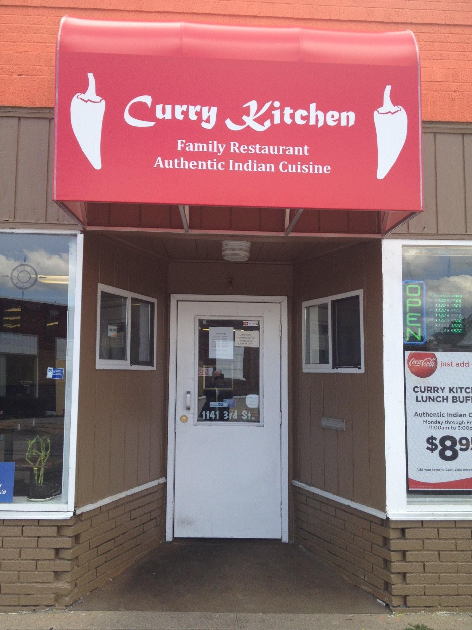 Curry Kitchen Establishes Indian Restaurant In Downtown