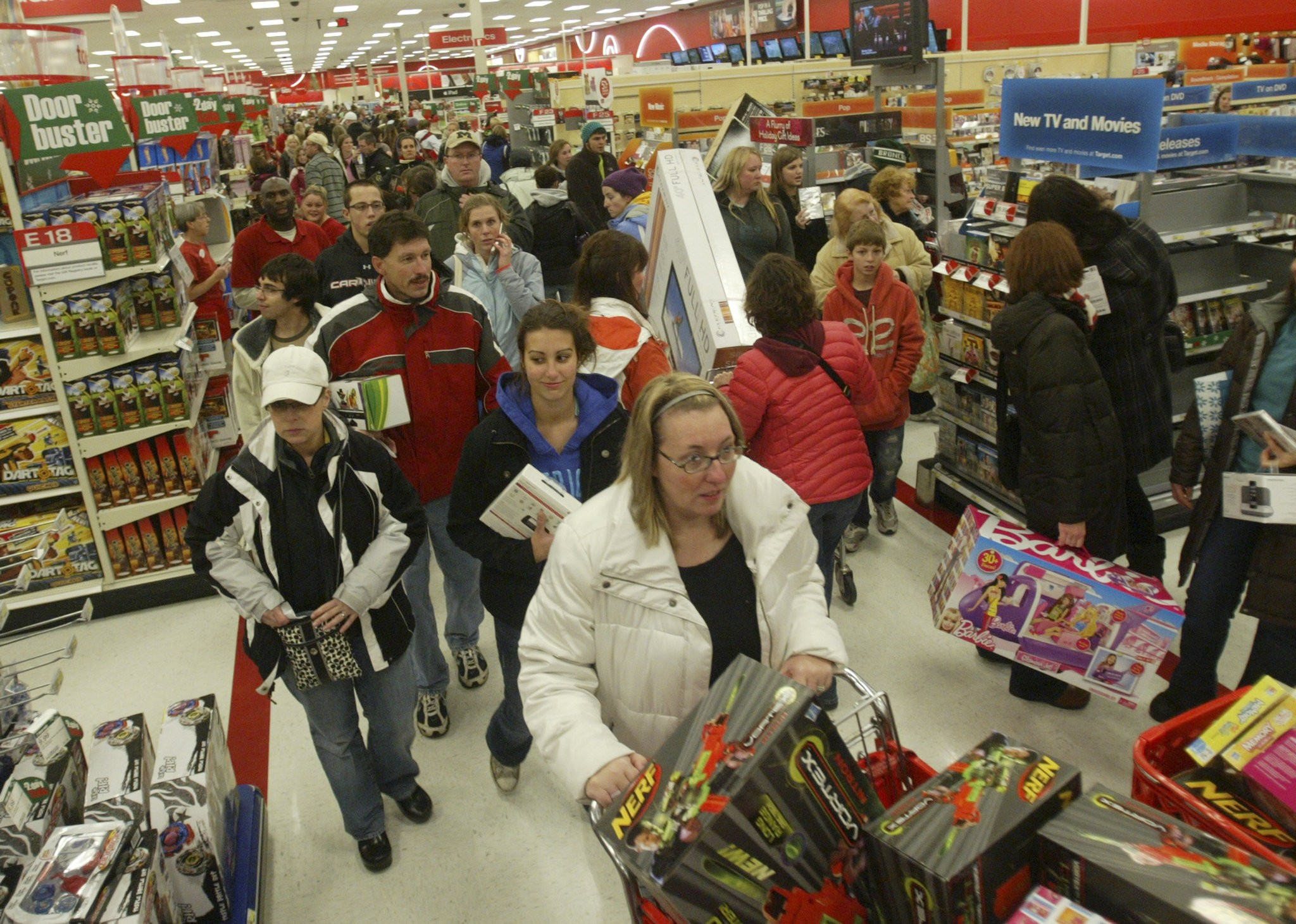Girl Trampled In Black Friday Wal Mart Rush Mlive Com
