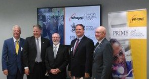Shape Corp., SME Education the Michigan Manufacturers Association and Grand Haven Public Schools announced a partnership Monday.