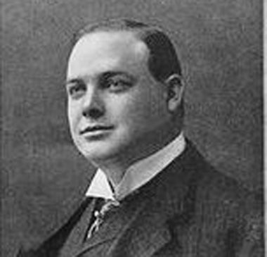"""William H.L. """"Herb"""" McCourtie pictured here in 1914. (File and courtesy photos 