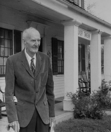 Frederick Hewitt, whose family owned the property until selling it to the state of Michigan in 1965. He died in 1969 at age 93. (File photo | MLive.com)