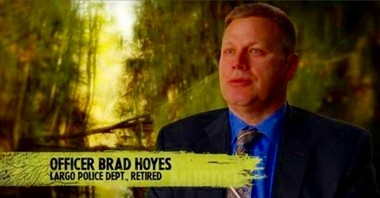 "Brad Hoyes, a native of Jackson, will be featured in Tuesday's episode of ""Swamp Murders"" on Investigation Discovery."