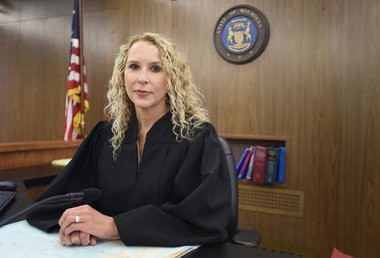 Judge Susan Jordan (J. Scott Park | Jackson Citizen-Patriot/MLive)