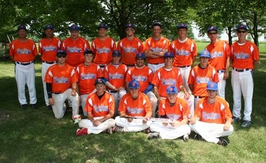 The Brooklyn Post 315 American Legion baseball team will play in the Zone 2 Tournament this weekend at Siena Heights University.