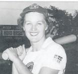 Vivian Kellogg, who played in the All American Girls Professional Baseball League from 1944 to 1950, passed away Friday at the age of 91.