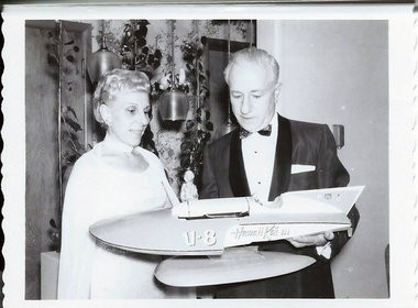 Millie and Joseph A. Schoenith in an undated photo (courtesy image)