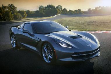 2014 Chevrolet Corvette Stingray (courtesy image)