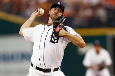 Detroit Tigers pitcher Justin Verlander might not be ready for the start of the regular season, but general manager Dave Dombrowski doesn't expect him to miss an extended period of time after Verlander had surgery earlier this month.
