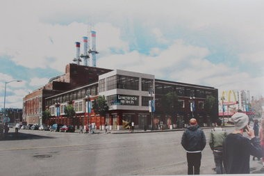 Midtown Detroit Inc. broke ground recently on a 30,000-square-foot commercial building at the corner of Woodward Avenue and Willis Street that will house Lawrence Technological University as the anchor tenant.