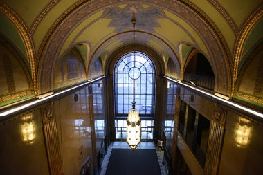 The Fisher Building. (Tanya Moutzalias | MLive Detroit)