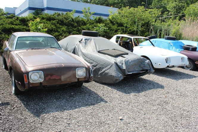 53 years after Studebaker's demise, Avanti cars live on in