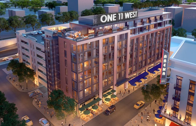 One Eleven West: This new-construction, mixed-use building will offer 80 new loft-style apartments, located at 111 Henry, just south of the new Little Caesar's Arena.