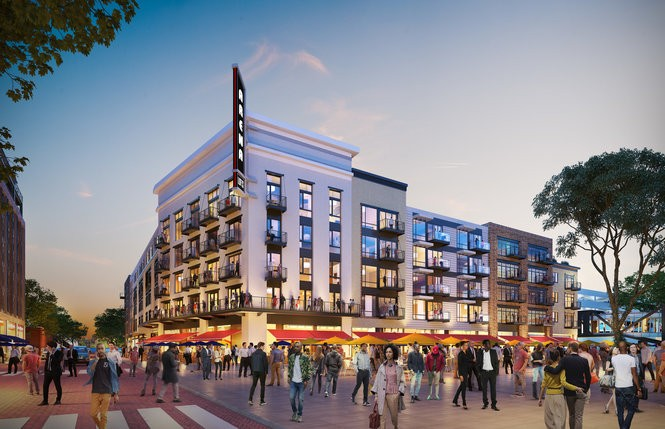 The Arena Lofts: Adjacent to the new Little Caesar's Arena at 120 Henry, the Arena Lofts will have 153 units, first-floor retail and construction is expected to begin this year.