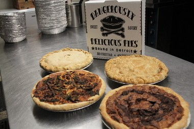 Dangerously Delicious Pies