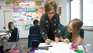 Many Michigan teachers won't get research-based classroom observation and feedback as part of their annual evaluations if the current version of teacher evaluation legislation is passed and signed into law by Gov. Rick Snyder. (Bridge file photo)