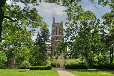Beaumont Tower at Michigan State University.