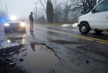 Officials with many local governments worry about how to fund local services such as law enforcement and road repairs.