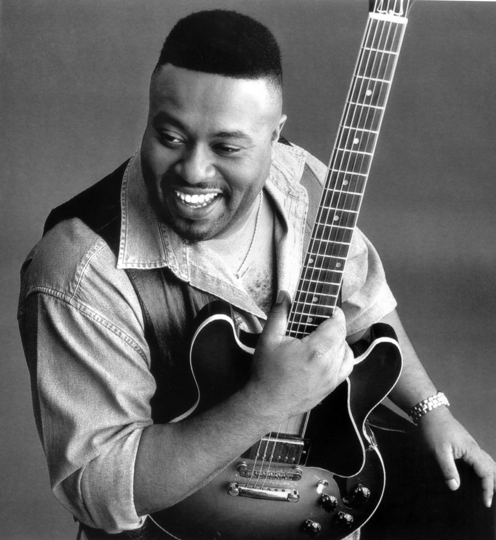 Larry Mccray Brings The Blues Home Mlive Com