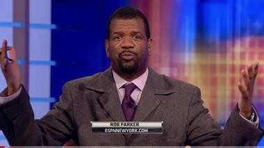 Eric Lacy: Rob Parker deserved to be fired from ESPN