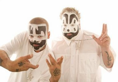 The Insane Clown Posse appears to be busy fighting some legal battles.