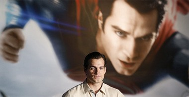 "Actor Henry Cavill, of ""Man of Steel"" fame, has reportedly been spending some time in Metro Detroit this month."