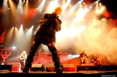 Rob Halford of Judas Priest is considered one of the strongest voices in metal music of all-time