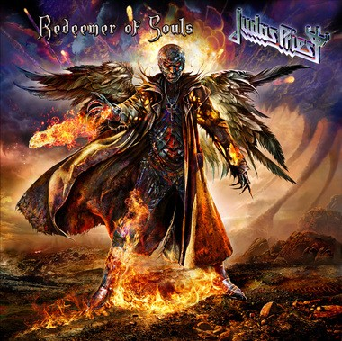 Redeemer of Souls is the 17th studio album from Judas Priest