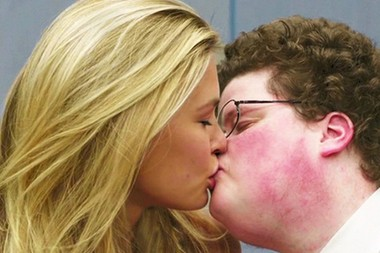 Super Bowl 2013: What are the most anticipated commercials? How about the ad where Bar Refaeli kisses nerd In GoDaddy.com ad.