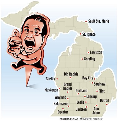 Michigan's Best Burgers: Check out our statewide itinerary!