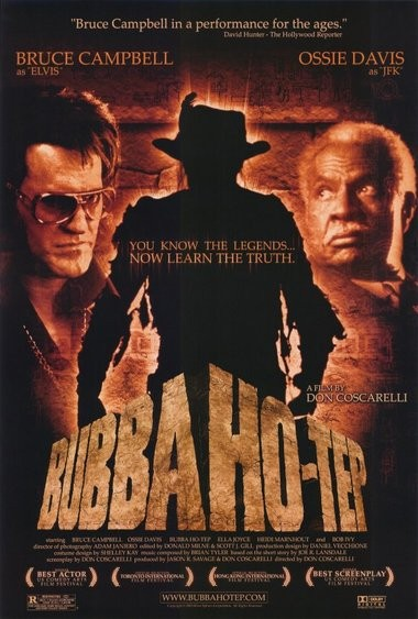 """Campbell played Elvis in the 2003 movie """"Bubba Ho-Tep"""""""