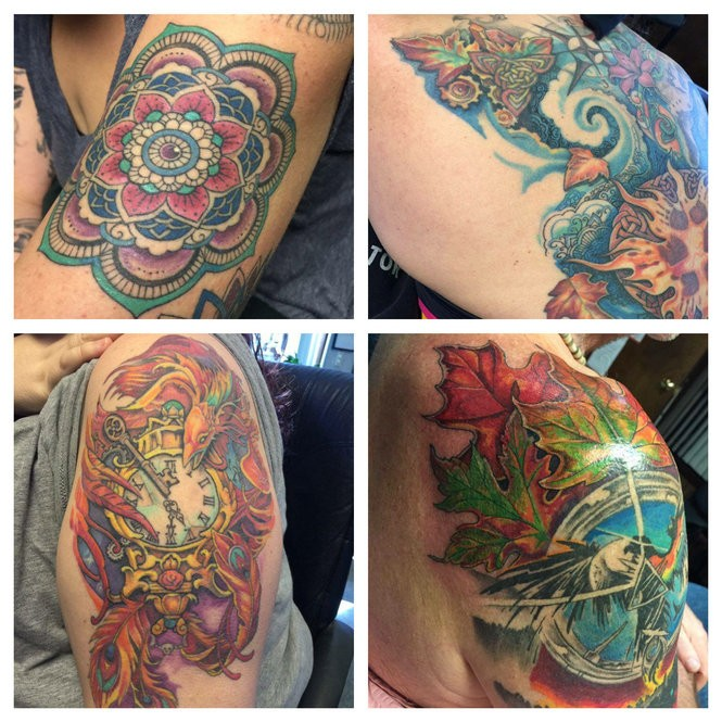 A look at the finalists from Michigan\'s Coolest Tattoo Shop - mlive.com