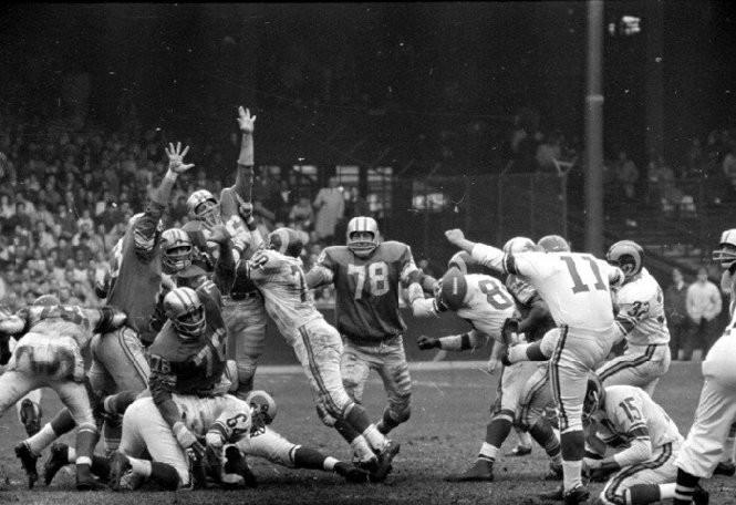 meet 3c864 fa298 25 vintage photos of the Detroit Lions - mlive.com