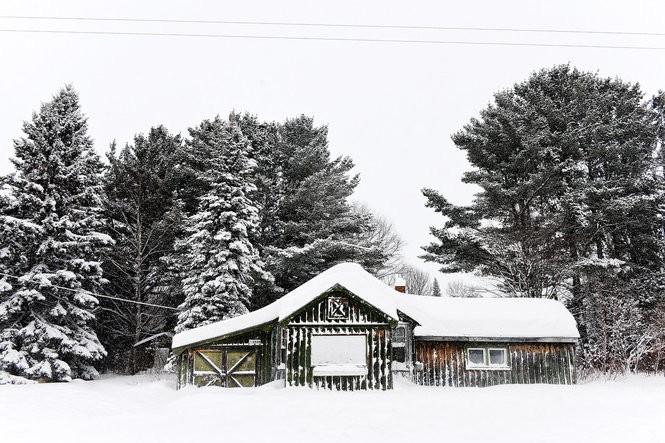 25 photos of snowy Michigan Cabins - mlive com