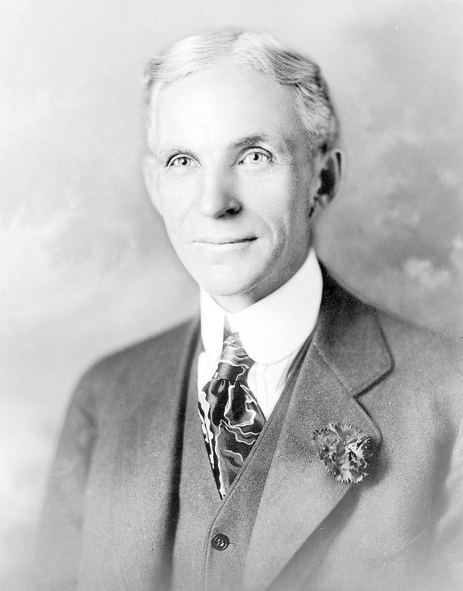 Henry Ford hűséges fogyás)