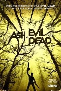 """Ash vs The Evil Dead"" debuts on Starz on October 31, 2015"