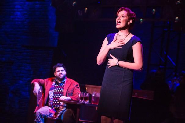 "Lexie Dorsett Sharp plays Rosalie Mullins in ""School of Rock - The Musical."""