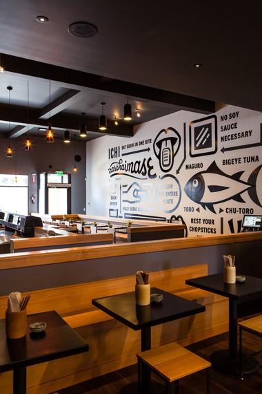 Erin Neeley Archuleta's restaurant, Ichi Sushi + Ni Bar