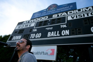 Kettering University and Atwood Stadium Authority officials have been in discussions about a potential sale of the stadium.