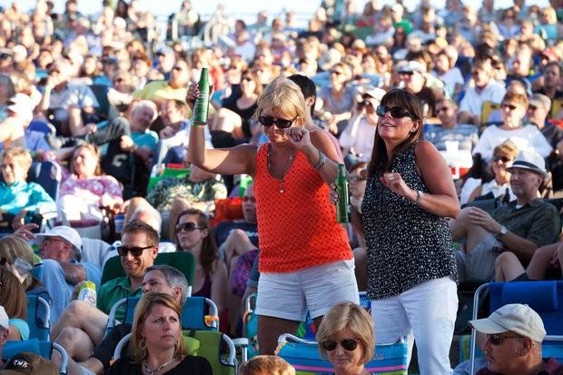 Sheryl Crow at Meijer Gardens Sunday, June 16