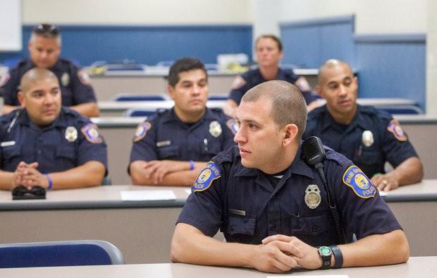 Grand Rapids Police Roll Call