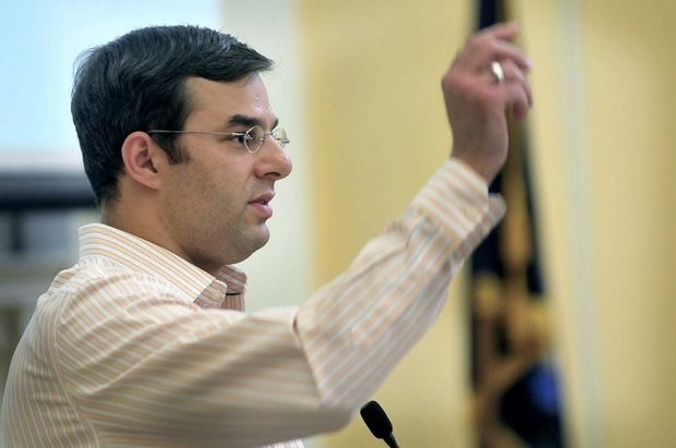 Representative Justin Amash Talks About Syria