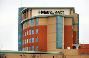 Metro Health Hospital received a Top 25 Environmental Excellence Award from Practice Greenhealth.