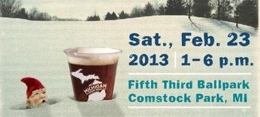 The Michigan Winter Beer Festival is Saturday, Feb. 23.