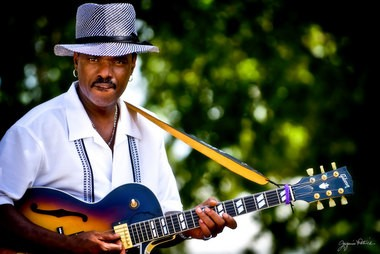 Chicago guitarist Nick Colionne will headline the second Grand Rapids Jazz Festival, coming to Rosa Parks Circle Aug. 17-18, 2013.