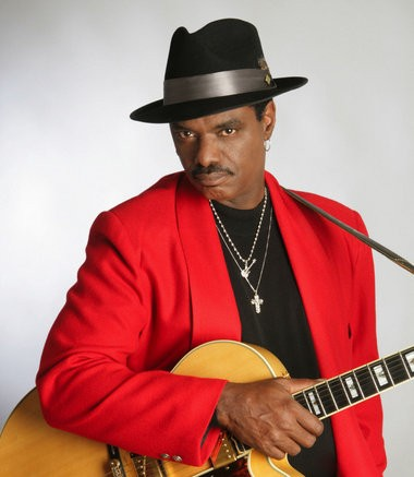 Chicago guitarist Nick Colionne headlines the first day of the 2013 GRandJazzFest, opening Saturday, Aug. 17, 2013, in downtown Grand Rapids. (Courtesy photo)