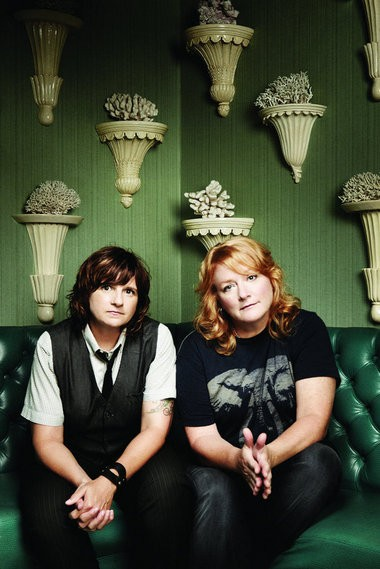 Indigo Girls perform Thursday, Sept. 5, at Frederik Meijer Gardens & Sculpture Park.