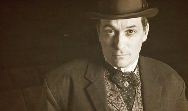 Spencer Tomlin plays the lead role of Sherlock Holmes in his debut at Civic Theatre