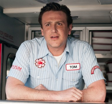 """Jason Segel in """"The Five-Year Engagement."""""""