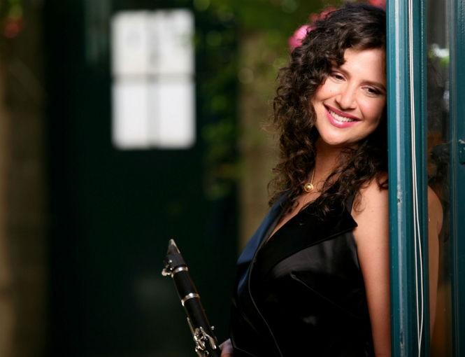 Israeli-born clarinetist Anat Cohen opens St. Cecilia Music Center's 2015-16 Jazz Series on Thursday, Dec. 10, 2015.