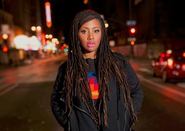 """Grammy-award nominated Lalah Hathaway will perform at Grand Rapids Symphony's """"Symphony with Soul,"""" recipient of an NEA grant."""
